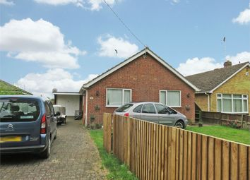 Thumbnail 3 bed detached bungalow for sale in Church Lane, Moulton, Spalding, Lincolnshire