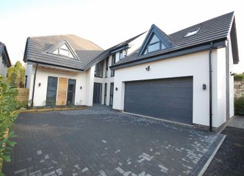 Thumbnail 4 bed detached house for sale in Plot 4, Sheepwalk Lane, Ravenshead