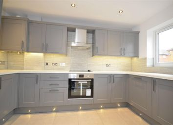 Thumbnail 3 bed semi-detached house for sale in Belmont Gardens, Raunds, Northamptonshire