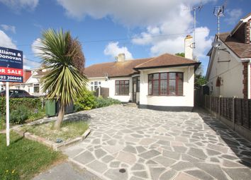 Thumbnail 3 bed semi-detached bungalow for sale in Princess Gardens, Ashingdon, Rochford