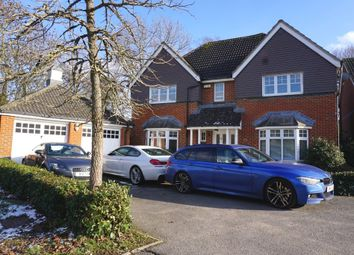 4 bed detached house for sale in Nigel Fisher Way, Chessington KT9
