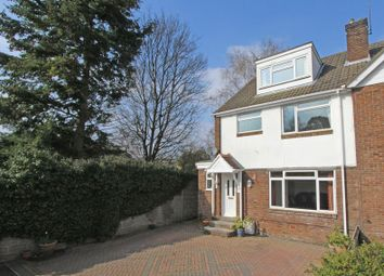 Thumbnail 4 bed end terrace house for sale in Pine Crescent, Chandler's Ford, Eastleigh