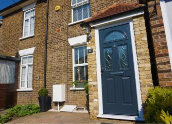 Thumbnail 2 bed terraced house for sale in Milton Road, Brentwood