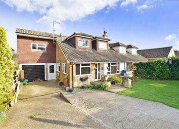 Thumbnail 4 bedroom semi-detached house for sale in Heathfield Way, Barham, Canterbury, Kent