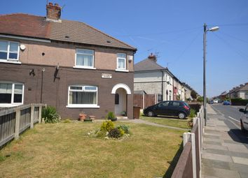 Thumbnail 3 bedroom semi-detached house for sale in Wolfenden Avenue, Bootle