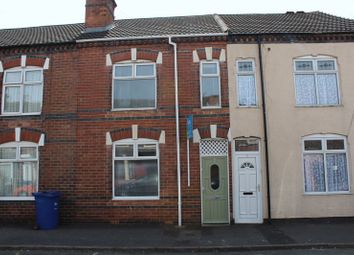 Thumbnail 1 bedroom terraced house to rent in Leicester Street, Burton-On-Trent