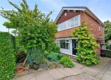Thumbnail 3 bedroom detached house for sale in Cliffe Park Close, Wortley, Leeds, West Yorkshire