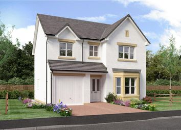 "Thumbnail 4 bed detached house for sale in ""Glenmuir"" at Gilmerton Station Road, Edinburgh"