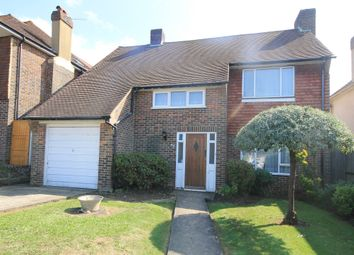 Thumbnail 3 bed detached house for sale in Woodruff Avenue, Hove