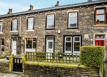 Thumbnail 3 bedroom terraced house to rent in Plains, Marsden, Huddersfield