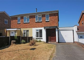 Thumbnail 2 bed semi-detached house to rent in Curlew, Wilnecote, Tamworth, Staffordshire