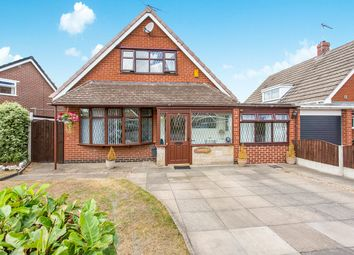 Thumbnail 3 bed bungalow for sale in Heath Avenue, Rode Heath, East Cheshire