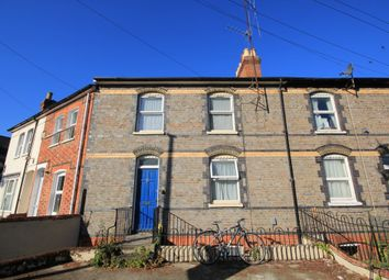 Thumbnail 3 bedroom terraced house for sale in Erleigh Road, Reading