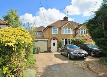 Thumbnail 4 bedroom semi-detached house for sale in Station Road, Wallingford