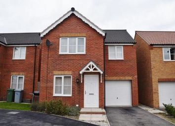 Thumbnail 3 bed detached house to rent in Claycross Drive, Clipstone