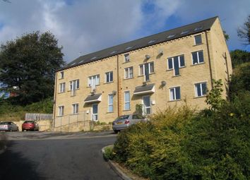 Thumbnail 1 bed flat to rent in Highfields, Wakefield Road, Sowerby Bridge