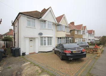 Thumbnail 3 bed semi-detached house to rent in Merlin Crescent, Edgware