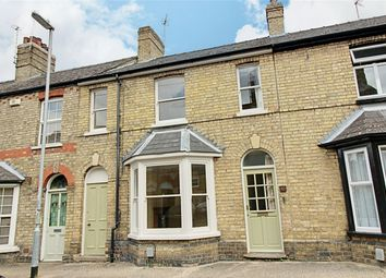 Thumbnail 3 bed terraced house for sale in Euston Street, Huntingdon
