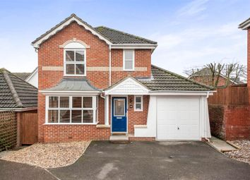 Thumbnail 4 bed detached house for sale in Chaffinch Way, Halstead