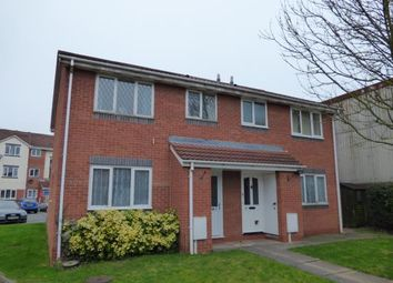 Thumbnail 1 bed maisonette for sale in The Carousels, Burton-On-Trent, Staffordshire