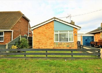 Thumbnail 1 bed detached bungalow for sale in Gafzelle Drive, Canvey Island, Essex