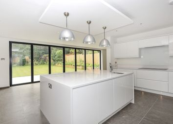 Thumbnail 6 bed detached house to rent in Barons Hurst, Epsom, Surrey