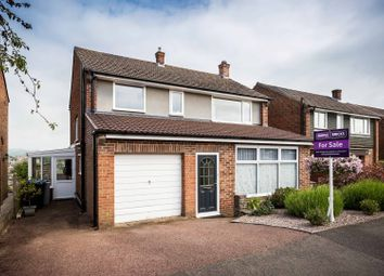 Thumbnail 3 bed detached house for sale in Peak View Drive, Ashbourne