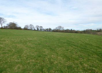 Thumbnail Land for sale in Llandyfriog, Newcastle Emlyn