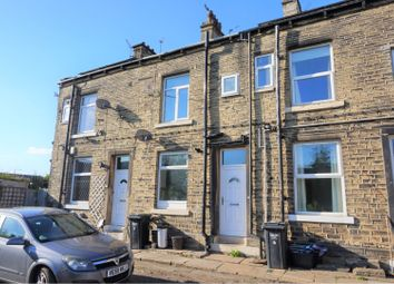 Thumbnail 1 bed terraced house to rent in Wakefield Road, Brighouse