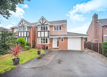 Thumbnail 4 bed detached house for sale in Bishop Close, Pewsham, Chippenham
