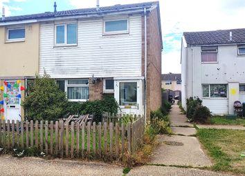 Thumbnail 3 bed end terrace house for sale in Greenfields, Littlehampton