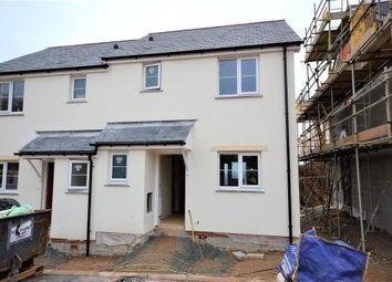 Thumbnail 2 bedroom semi-detached house for sale in Plot 22, St Anns Chapel, Gunnislake, Cornwall