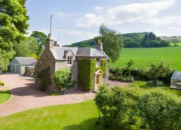 Thumbnail 4 bed detached house for sale in Hallyburton, Blairgowrie, Perth And Kinross