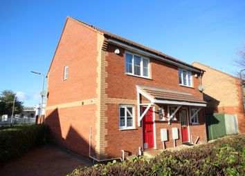 Thumbnail 2 bedroom semi-detached house for sale in Clarks Road, Bridgwater