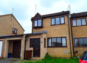 Thumbnail 3 bed property to rent in Kelburn Close, Northampton