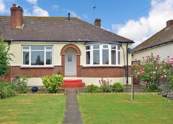 Thumbnail 2 bed semi-detached bungalow for sale in Main Road, Hoo, Rochester, Kent