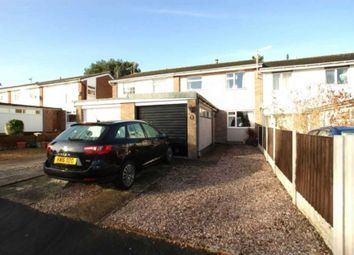 Thumbnail 3 bed town house for sale in Windmill Close, Buckley, Flintshire