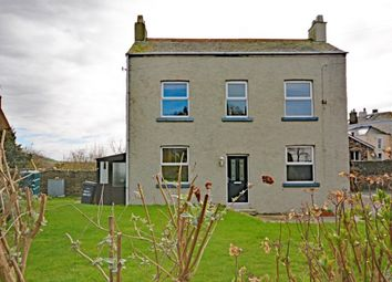 Thumbnail 3 bed link-detached house for sale in Main Street, Silecroft, Millom
