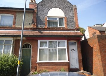 Thumbnail 1 bed flat to rent in Finch Road, Lozells