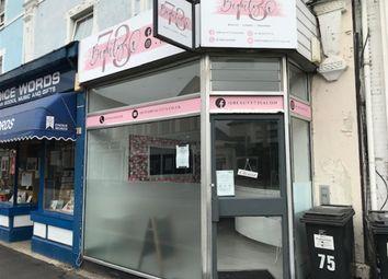 Thumbnail Retail premises to let in Deceptively Large Town Centre Retail Premises TQ12, Devon