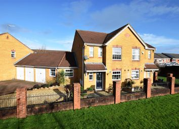 Thumbnail 4 bed semi-detached house for sale in Aelfric Meadow, Portishead, Bristol