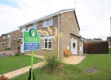 Thumbnail 1 bed terraced house for sale in Porthcawl Drive, Washington