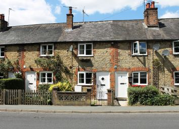 Thumbnail 1 bed terraced house to rent in Main Road, Crockham Hill, Edenbridge