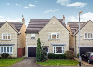 Thumbnail 4 bed detached house for sale in Barn Owl Close, Church Warsop, Mansfield, Nottinghamshire