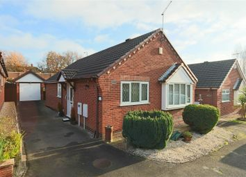 Thumbnail 3 bed detached bungalow for sale in Avalon Close, Basford, Nottingham