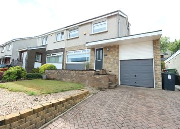 Thumbnail 3 bed semi-detached house for sale in Kenmore Avenue, Polmont, Falkirk