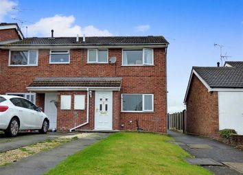 Thumbnail 2 bed property for sale in Mary Street, Crewe
