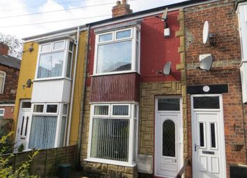 Thumbnail 2 bedroom terraced house for sale in Perth Villas, Perth Street West, Hull