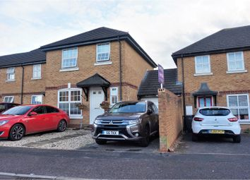 Thumbnail 3 bedroom end terrace house for sale in Pasture Close, Swindon