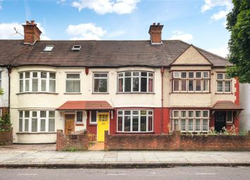 Thumbnail 3 bed terraced house for sale in Dalgarno Gardens, North Kensington, London